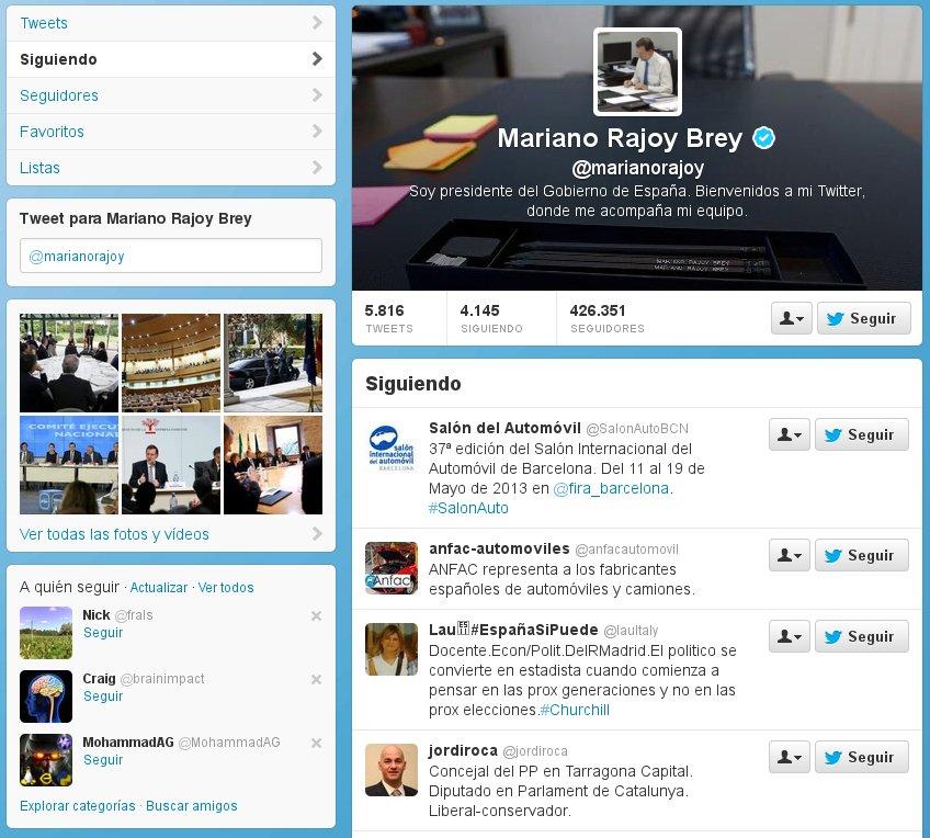 twitter_Rajoy_siguiendo